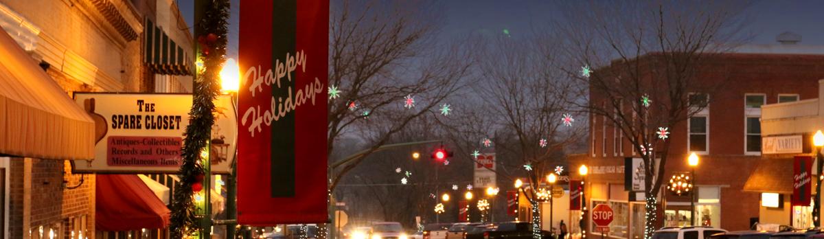 Ashland Christmas Parade 2019.City Of Ashland Hometown Christmas