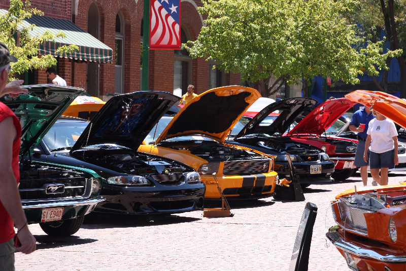 City Of Ashland Ashland StirUp Days Car Show - Car show com